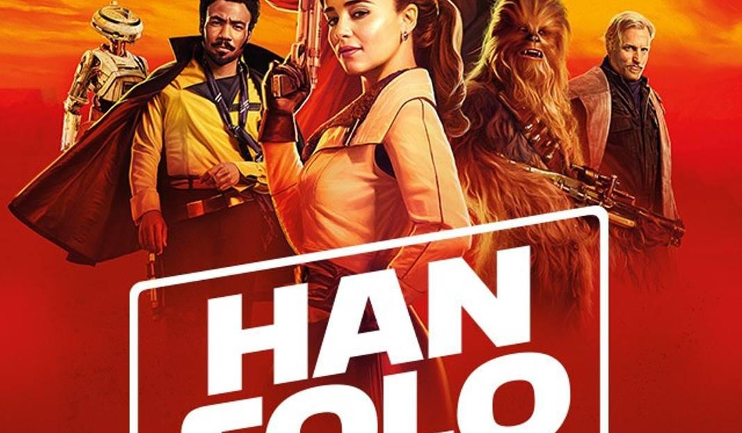 Han Solo – Gwiezdne wojny – historie 2018