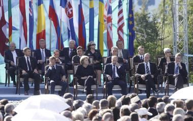 Westerplatte z rocznicą drugiego sortu? Duda i Trump na obchodach w stolicy