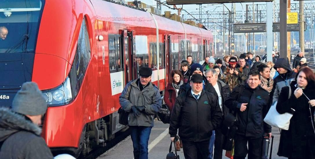 Dzięki bit city transport między Bydgoszcz a Toruniem nie nastręcza większych trudności - ocenia raport IRM.