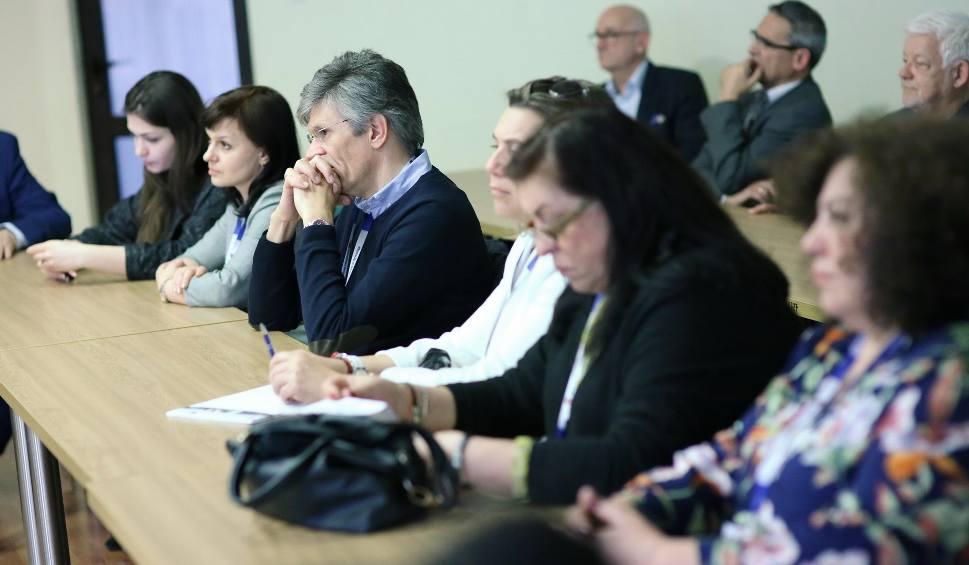 Film do artykułu: Wykładowcy z Grecji, Włoch, Portugalii i Wielkiej Brytanii w Kielcach