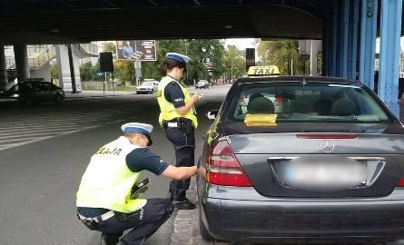 W działaniach policjantów wspomagali m.in. funkcjonariusze ITD