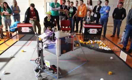 Turniej robotyczny FIRST na Politechnice Lubelskiej (ZDJĘCIA)