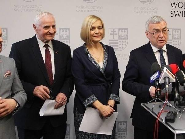 Znamy nowy schemat organizacyjny Urzędu Marszałkowskiego Województwa Świętokrzyskiego. Jest rewolucja - wielka władza w ręce marszałka