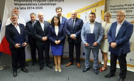 RPO Lubelskie. Unijne pieniądze dla lubelskich firm podpisane i przyznane