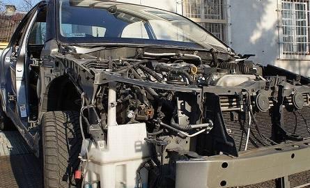 Ostrołęccy policjanci rozbili gang złodziei samochodów. Wpadli po tym jak ukradli u nas toyotę