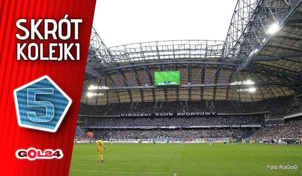 Film do artykułu: 5 rzeczy, które zapamiętamy z 26. kolejki Ekstraklasy