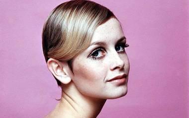 """Ikona """"Swinging London"""" czyli Twiggy, to angielska topmodelka, której kariera zaczęła się właśnie od fryzury. W 1966 roku Lesley Hornby"""