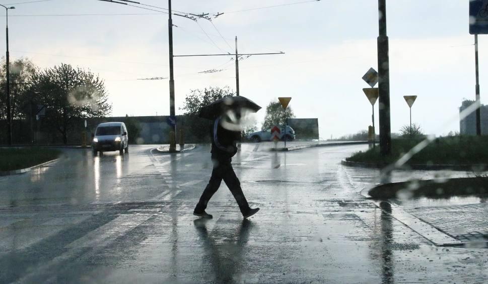 Film do artykułu: Intensywne opady deszczu na Podkarpaciu. Ostrzeżenie pogodowe I stopnia [13.05]