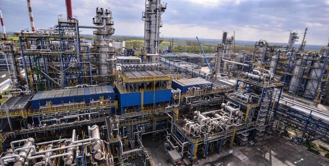 Po fuzji rafinerii Pomorze straci rozpoznawalną markę