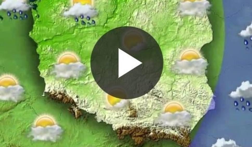 Film do artykułu: Wtorek pochmurny. Lato wróci od czwartku [PROGNOZA POGODY]