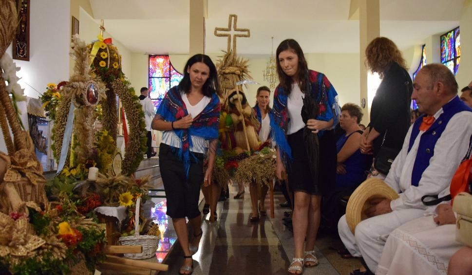 Film do artykułu: W lipińskim sanktuarium trwa uroczysta msza święta odpustowa pod przewodnictwem ks. biskupa Edwarda Białogłowskiego.