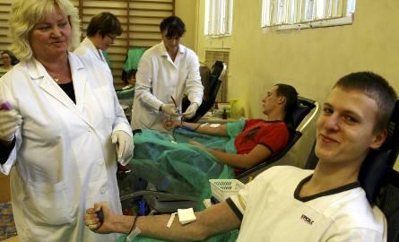 Opolskie szpitale kupiły krew za miliony złotych
