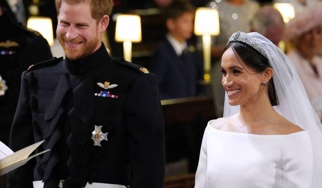 Harry I Megan Małżeństwem Co To Był Za ślub Niezapomniany