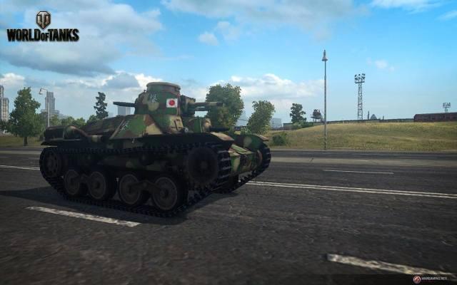 World of Tanks: Japońskie czołgi już jadą (galeria)