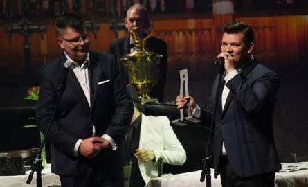 Zenon Martyniuk został ambasadorem i zaśpiewał w hotelu Ritz. Na gali Podlaskiej Marki Roku 2017. W operze (zdjęcia)