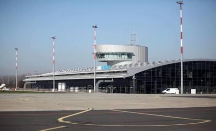 Lotnisko w Łodzi: po dramatycznie złym roku ubiegłym, w styczniu nieco więcej pasażerów
