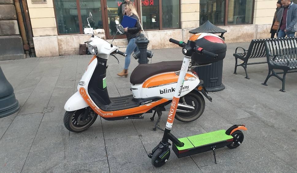 Film do artykułu: Hulajnogi Blinkee.city w Łodzi. Będzie o 100 hulajnóg więcej na ulicach Łodzi