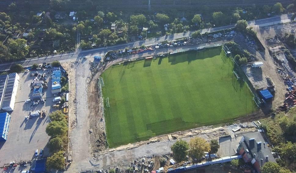 Film do artykułu: Kiedy kibice będą mogli zasiąść na dwóch nowych trybunach stadionu Pogoni? Zobacz ZDJĘCIA