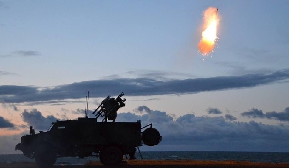 Film do artykułu: Strzelania rakietowe w Ustce (zdjęcia)
