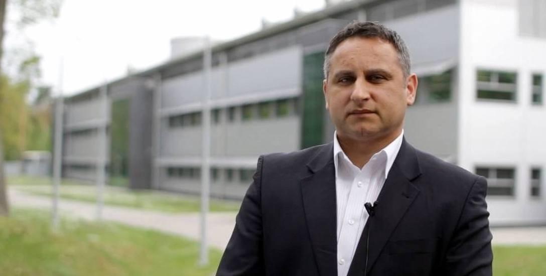 Krzysztof Niemczuk, dyrektor PIWET-u w Puławach. Otrzymał 55 tys. zł brutto nagrody za 2017 rok.