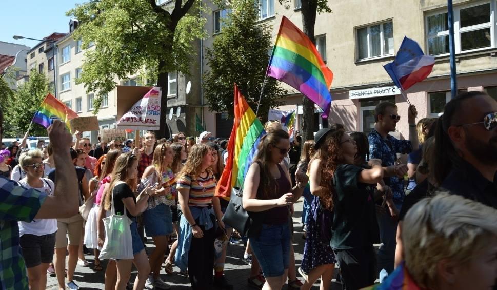 Film do artykułu: II Marsz Równości w Opolu. To wydarzenie jest w mieście potrzebne?