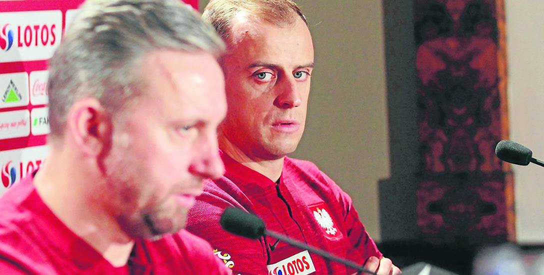 Kamil Grosicki po raz pierwszy znalazł się na zgrupowaniu nowego selekcjonera. Jerzy Brzęczek dwukrotnie posadził go na ławce