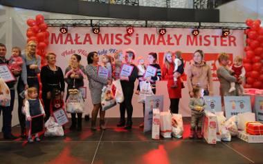 Gala konkursu Mała Miss i Mały Mister odbywa się już po raz trzeci. Tym razem w Galerii Łódzkiej