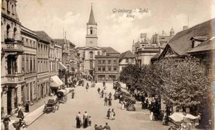 Rynek na początku XX wieku