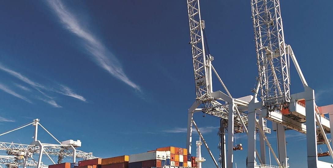 Port w Rotterdamie jest największym europejskim akceleratorem firm branży morskiej