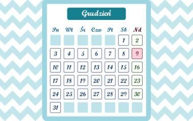 Kalendarz niedziel handlowych na 2018