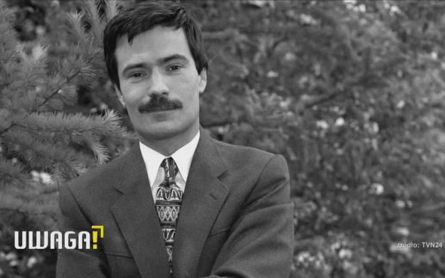 UWAGA! TVN 20.01 Dlaczego Krzysztof Leski został zamordowany? Kim jest morderca? Dziennikarz poznał go w szpitalu psychiatrycznym
