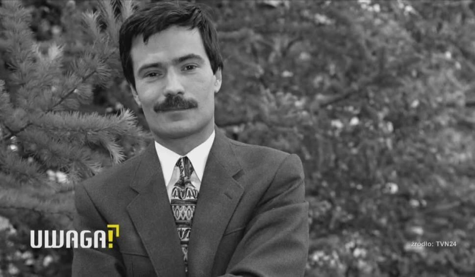 Film do artykułu: UWAGA! TVN 19.01 Dlaczego Krzysztof Leski został zamordowany? Kim jest morderca? Dziennikarz poznał go w szpitalu psychiatrycznym