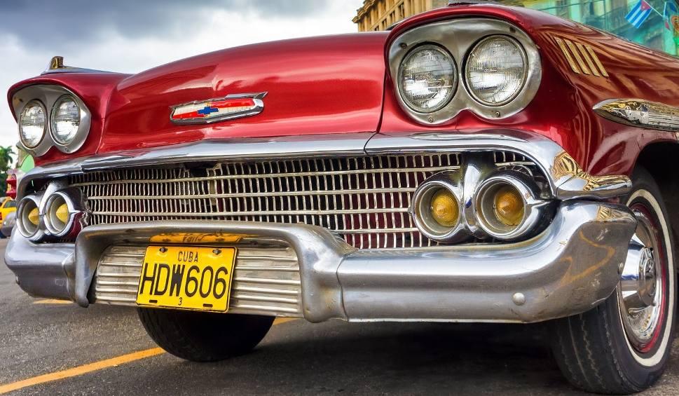 Film do artykułu: Wielki rajd zabytkowych aut w regionie