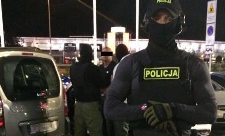 """""""Gekona"""" zatrzymało Centralne Biuro Śledcze Policji"""