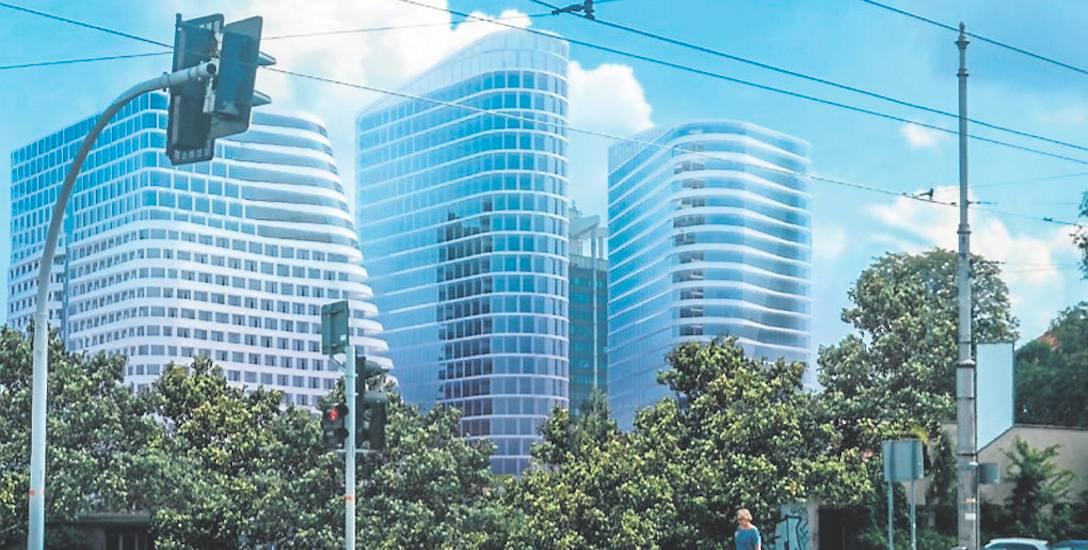 Tak mają wyglądać budynki planowane przez Cavatinę na działce przy Mickiewicza