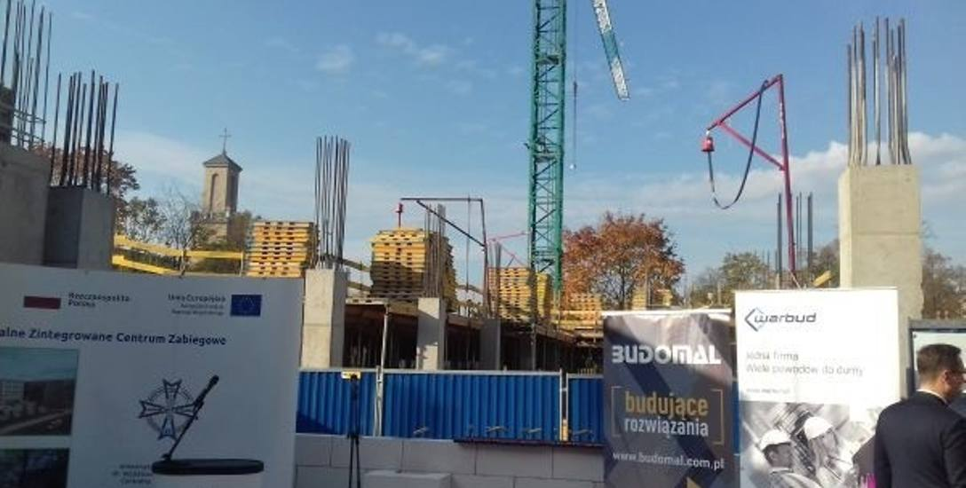 Zabytkowy szpital będzie rozbudowany i stanie się najnowocześniejszym centrum medycznym