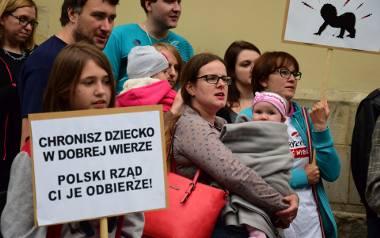 Nie zaszczepiła dziecka, stanie przed sądem. Będzie protest w Inowrocławiu