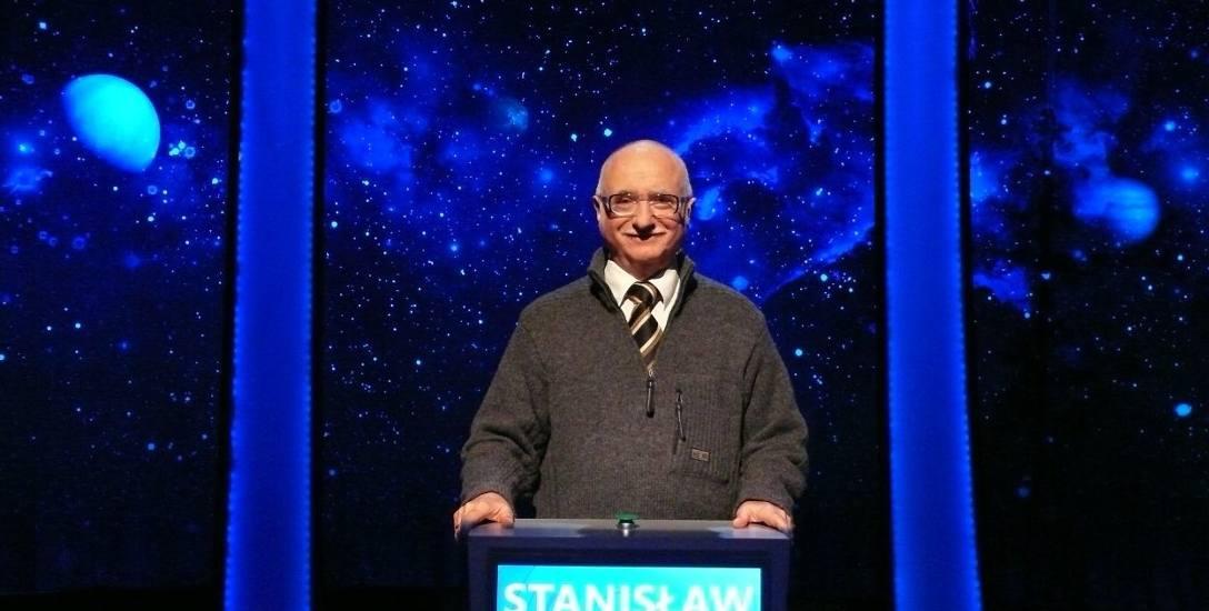 """Stanisław Alot: - Teleturniej """"Jeden z dziesięciu"""" nie wymaga dogłębnej wiedzy specjalistycznej. Każdy średnio zdolny absolwent dawnej szkoły średniej,"""