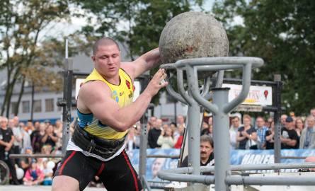 Puchar Narodów Strongman Opole 2017
