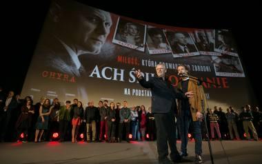 """Premiera """"Ach śpij Kochanie"""" odbyła się w kinie Kijów.Centrum"""