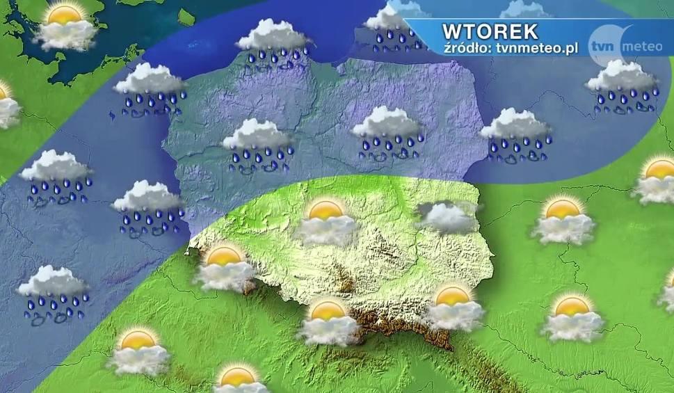 Film do artykułu: Prognoza pogody: we wtorek mgliście i z opadami