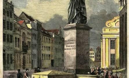 Burmistrz Koerner był jednym z inicjatorów budowy pomnika Mikołaja Kopernika w Toruniu. 28 czerwca 1853 roku wmurował kamień węgielny pod jego budow