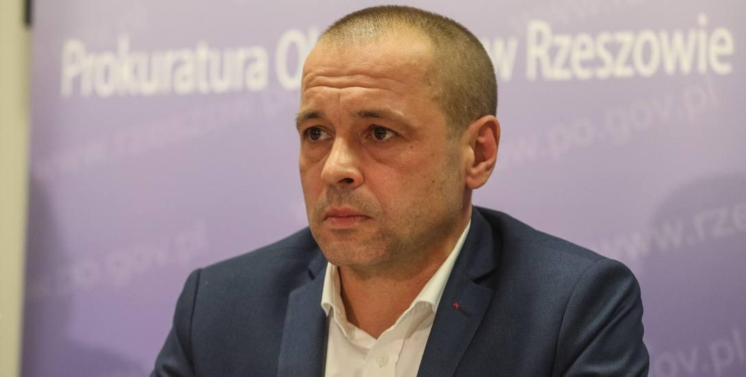 """Łukasz Harpula, szef rzeszowskiej """"okręgówki"""" jest właścicielem domu o powierzchni 180 m. kw oraz 49-metrowego mieszkania w Rzeszowie."""