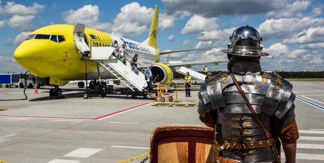 Samoloty do Rzymu jeszcze tylko kilka razy pojawią się na naszym lotnisku.