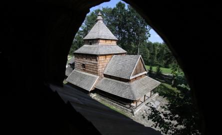 Wschodni Szlak Rowerowy Green Velo: drewniany skarb sprzed czterech wieków [odc. 6–cerkiew Radruż