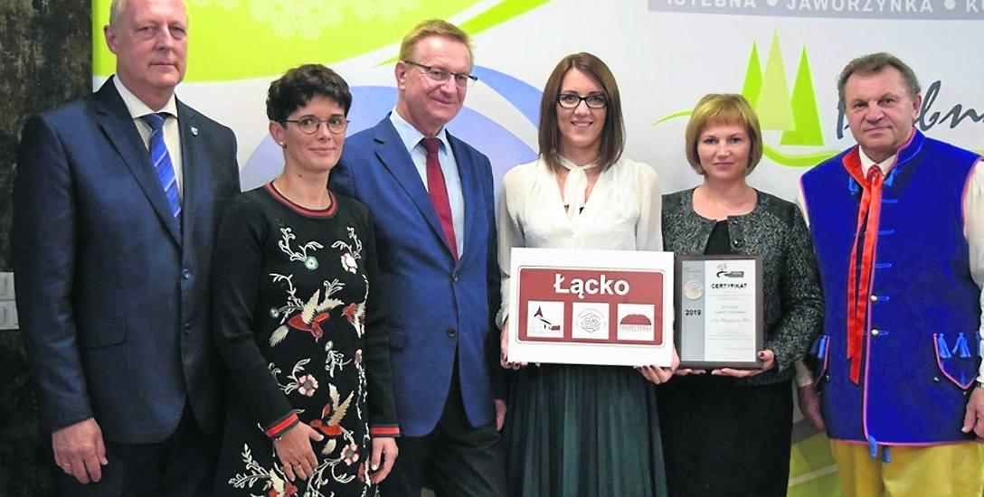 Łącko w gminie Postomino znalazło się w gronie 10 wsi w Polsce mogących się pochwalić certyfikatem potwierdzającym przynależność do Sieci Najciekawszych