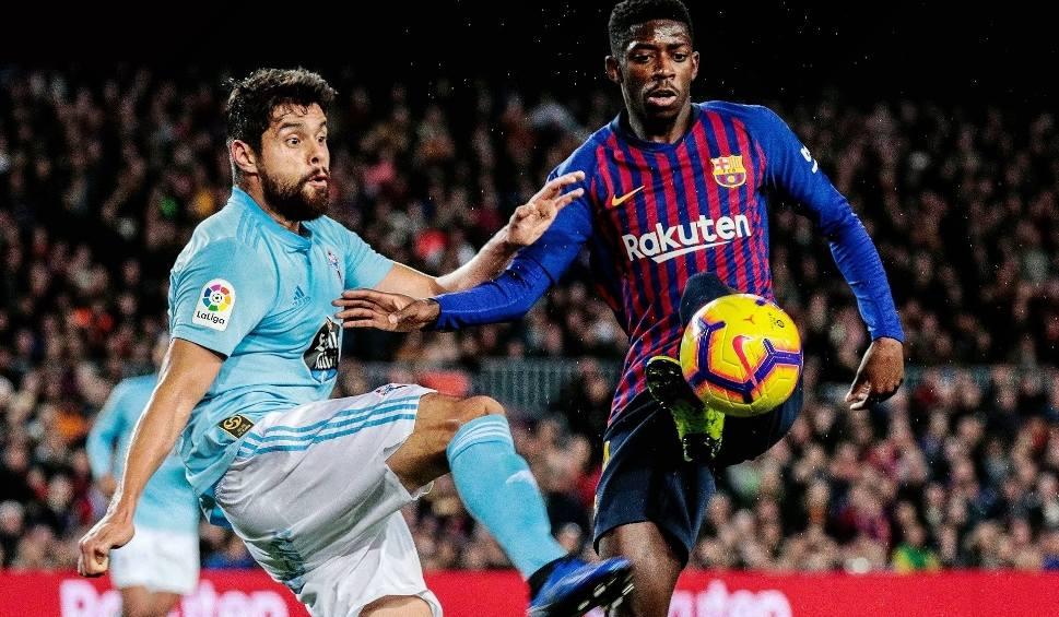 Film do artykułu: Manchester United chce wypożyczyć Dembele z Barcelony. Francuz jest alternatywą dla Sancho, który prawdopodobnie pozostanie w BVB