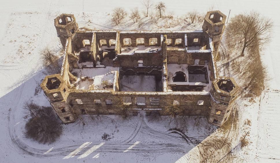 Film do artykułu: Strefa Opuszczona (12). Pałac Tarłów w Podzamczu Piekoszowskim (WIDEO, zdjęcia)