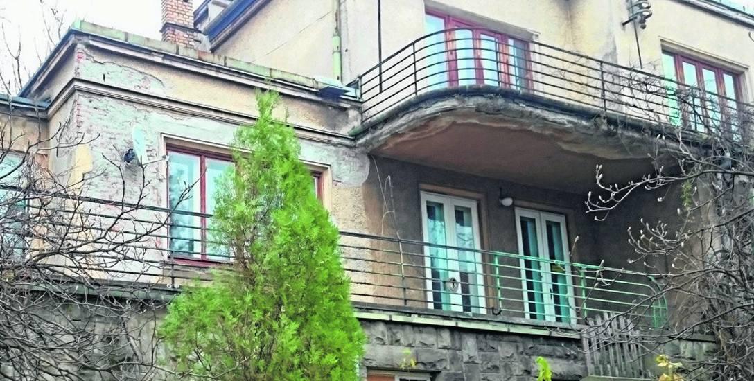 Choć willa przy ul. Miarki 2 wymaga remontu, zachwycają się nią znawcy architektury