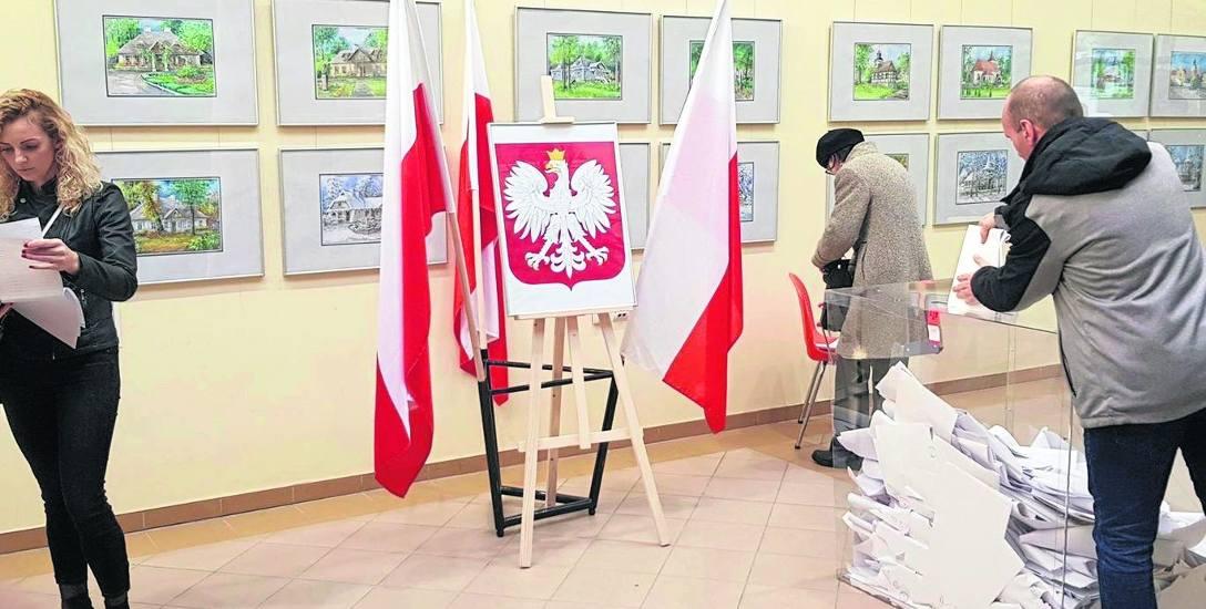 Frekwencja w całym powiecie białogardzkim wyniosła 53,31 procent